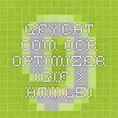 gfycat.com OCR Optimizer (GIF > HTML5)