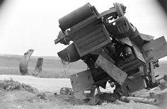 T30 Howitzer Motor Carriage в Тунисе