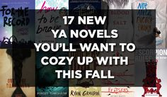 17 New YA Books That Will Make Your Heart Happy