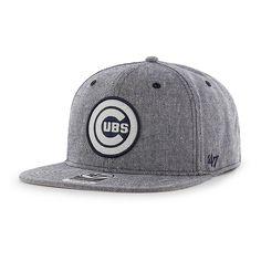 Chicago Cubs Herring Captain Snapback  #ChicagoCubs #Cubs #FlyTheW #MLB SportsWordlChicago.com
