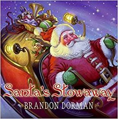 Image result for santa's stowaway book