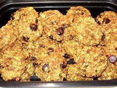 Jenny's Cookbook: Banana, Chocolate Chip, Oatmeal Cookies