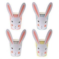 Bunny Cup von Meri Meri