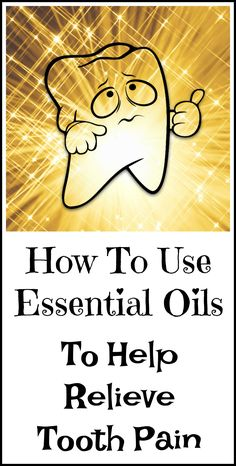 Remedies For Pain How to use essential oils for severe tooth pain. - Essential oils for severe tooth pain, how they can help and how you can safely use them to relieve discomfort in and around your jaw. Essential Oils Tooth Ache, Oils For Tooth Ache, Severe Tooth Pain, Tooth Pain Relief, After Wisdom Teeth Removal, Sore Tooth, Inspirational Wisdom Quotes, Oils For Sinus, Remedies For Tooth Ache