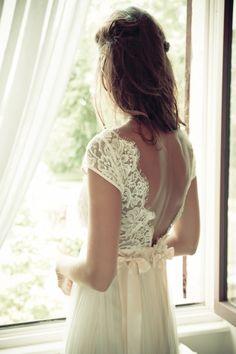 #bruid #bruiloft #trouwjurk Romantisch trouwen in Frankrijk | ThePerfectWedding.nl | Fotocredit: I am yours now