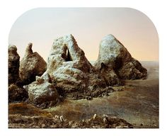OTHERWORLDLY LANDSCAPES MADE FROM JUNK FOOD #fineart #stilllife #landscape #photography Connect with me at www.JoshCampbellPhoto.com Source: http://www.featureshoot.com/2014/12/otherworldly-landscapes-made-from-junk-food/
