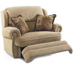 Hancock Snuggler Recliner by Lane Furniture (available in a TON of colors and fabrics/leather/vinyl)