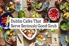 More Than a Munch - Dublin Cafés Serving Seriously Good Grub Garlic White Wine Sauce, Beer Cheese Fondue, Tasty Thai, Fondue Recipes, Cheesy Recipes, Thai Restaurant, Nyc Restaurants, Grubs, Dinner Menu