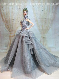 Check out the new dress on my eBay shop :) http://www.ebay.com/usr/eifeldolldress   Flickr - Photo Sharing!