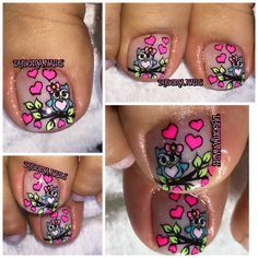 Stamping Cute Toe Nails, Cute Toes, Toe Nail Art, My Nails, Summer Toe Nails, Finger Art, Toe Nail Designs, Stamping, Manicure