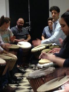 London African Drumming community workshops