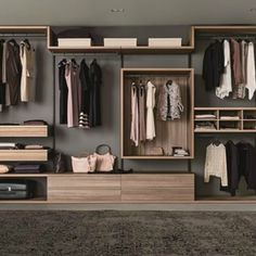 145 creative bedroom wardrobe design ideas that inspire on - page 3 > Homemytri. Wardrobe Design Bedroom, Bedroom Wardrobe, Wardrobe Closet, Walk In Closet Design, Closet Designs, Garderobe Design, Walking Closet, Dressing Room Design, Dressing Rooms