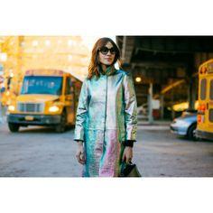 Direto de Nova York, os looks caprichados de street style dos fashionistas para enfrentar o frio // 10-02-2014 // Gente // FFW Fashion Forwa...