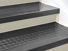 "Stair Treads - Rubber, 48 x 12"" fro the basement stairs"