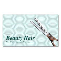 Professional Modern Scissor Hair Stylist Salon