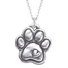 an idea for dog paw tattoo