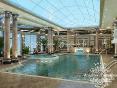 Indoor Swimming Pool Ideas - You want to build a Indoor swimming pool? Here are some Indoor Swimming Pool designs and ideas for you.