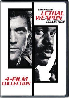 Lethal Weapon: 4 Film Favorites
