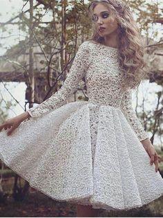 Wedding dress invite picture