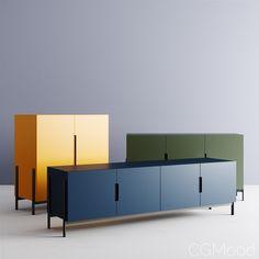 Novamobili Float Sideboard Model for FStorm Wardrobe Furniture, Tv Furniture, Small Furniture, Cabinet Furniture, Design Furniture, Plywood Furniture, Modern Furniture, Chair Design, Living Room Tv Unit Designs