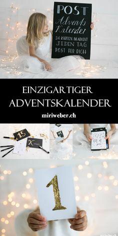 Adventskalender, DIY, speziell, besonders, Kalender, Lettering, Chalkboard, Weihnacht, selber machen, Idee, Kinder, Erwachsene