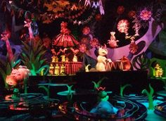 """""""It's A Small, Small World."""""""
