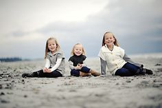 Erin Wallis Photography - Cute winter session on the beach
