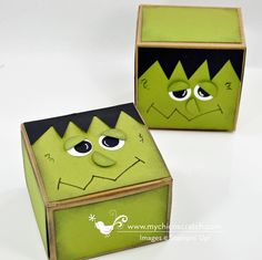 Frankie Box by Chick 'n Scratch