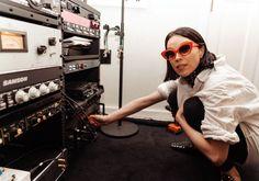 Annie Clark: Down the Rabbit Hole with St. St Vincent Annie Clark, Saint Vincent, Billie Holiday, Spotify Playlist, Kinds Of Music, Celebrity Crush, Interview, People, Music Studios