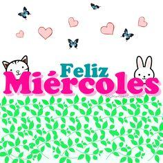 Buenos días ! #feliz #miercoles  www.soymamaencasa.com