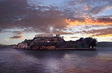 The Rock...that is Alcatraz.