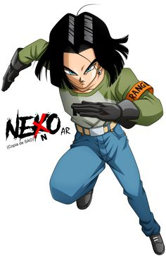 Android 17 #5 by NekoAR