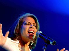 Black Event: Patti Austin Live in Detroit on Sunday, 3-1!