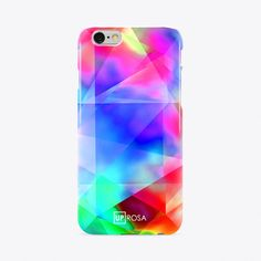 Iridescent Glass Phone Case ($26) ❤ liked on Polyvore featuring accessories, tech accessories, phone and phone cases
