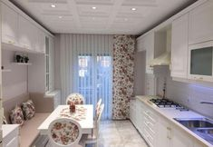 Once found only in the rear of the house, today's kitchen design takes the kitchen out the background. The challenge for kitchen design is in creat… Home Decor Kitchen, Country Kitchen, New Kitchen, Kitchen Interior, Home Kitchens, Apartment Kitchen, Home Design Decor, Küchen Design, Design Case