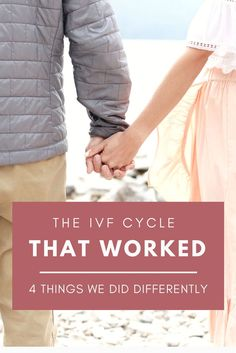 The four things we did differently on the IVF cycle that worked! Our third round of IVF we did a few things differently that resulted in pregnancy! Third round of IVF Infertility Quotes, Pcos Infertility, Infertility Treatment, Ivf Success Stories, Iui Success, Success Quotes, Pcos Pregnancy, Pregnancy Humor, Pregnancy Care
