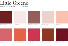 Home Decorating Tips On A Budget Referral: 1063884284 Peinture Little Greene, Little Greene Paint, Pantone, Color Terracota, Blush Bedroom, Shopping Near Me, Interior Paint Colors, Painted Paper, Do It Yourself Home