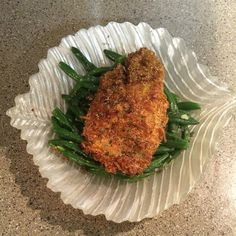 """Coconut-Crusted Tilapia - PaleoI """"Came out great and was super easy to prepare!"""""""
