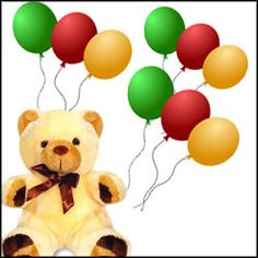Blown Balloon Combos are Perfect Gifts for Every Occasion  Click here for wide range combo collections: http://is/BlownBalloonCombos
