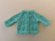 Such a sweet design - and easy to knit. https://mariannaslazydaisydays.blogspot.co.uk/2017/09/grace-baby-cardigan-jacket.html