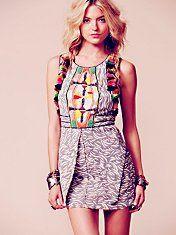 FP New Romantics Hippie Hippie Shake Dress
