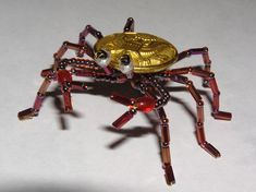 Beaded Crab