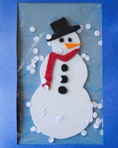 Activities: Paper Snow Globe