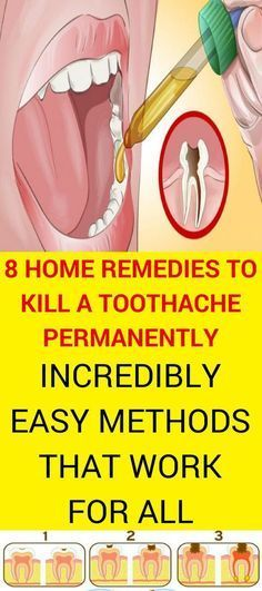 8 Home Remedies to Kill a Toothache Permanently: Incredibly Easy Methods That Work For All Natural Teething Remedies, Natural Headache Remedies, Natural Health Remedies, Herbal Remedies, Natural Cures, Natural Healing, Avocado Smoothie, Remedies For Tooth Ache, Home Remedies