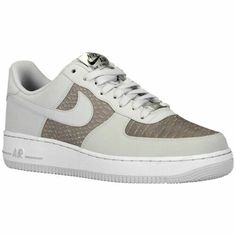 Nike Air Force 1 - Low - Men's $89.99 Selected Style: Light Ash Grey/White/Light Ash Grey Width D: Medium Product #: 88298056