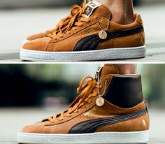 "Puma Suede ""Year of the Horse"" Pack"