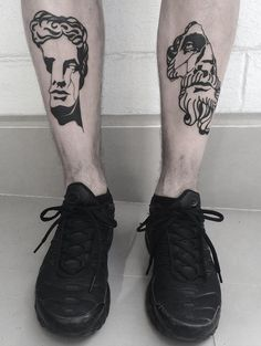 Tattoo by Louis Loveless