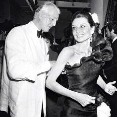 I'm so sad to hear the death of legendary fashion designer, Mr Hubert de Givenchy An Elegant Master of Devastating Chic