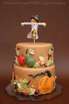 Тайната на нашата вечеря: Есенна вита - Autumn cake
