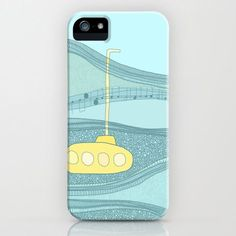 Yellow Submarine Sh4 for iPhone 6 Case